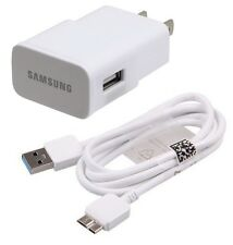 New OEM Samsung Galaxy TAB PRO 12.2 Wall Charger + 3.0 USB Data Cable ORIGINAL