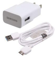 New OEM Samsung Galaxy TAB PRO 12.2 Wall Charger + 3.0 USB Data Cable ORIGINAL