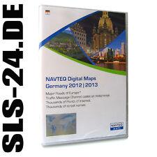 Volkswagen phaéton de navigation Navi CD 2013 Allemagne navigation technologies