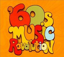 '60s Music Revolution Various Artists 9 CD Box Set 145 Hits Time Life USA New
