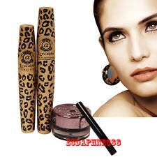 Love Alpha LA729 Mascara Set Without Case + LA245 Eyeliner Gel with Brush Set