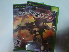 SONIC SHADOW THE HEDGEHOG  NUOVO XBOX ITALIANO