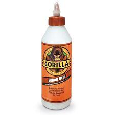 GORILLA PVA Wood Glue Water Resistance Incredibly Strong Toughest Job 236ml