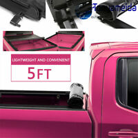 SOFT ROLL-UP OVER BED RAIL TONNEAU/BED COVER FOR 2019-2020 FORD RANGER 5 FT BED