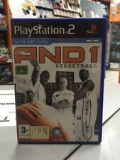 And 1 Streetball Ita PS2 USATO GARANTITO