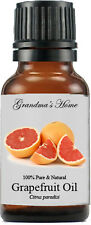 Grapefruit Essential Oil - 15 mL - 100% Pure and Natural - Free Shipping