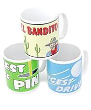 Golf Society Prizes Longest Drive, Nearest The Pin & El Bandito Coffee Mugs