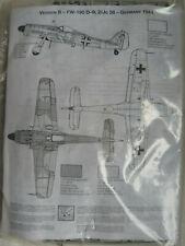 Flugmodellbausatz - Focke Wulf - FW-190 D-9 - 1 : 72