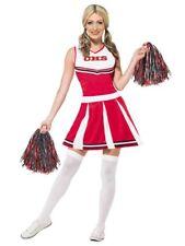 Cheerleader Adult Women Costume