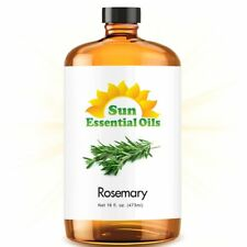 Best Rosemary Essential Oil 100% Purely Natural Therapeutic Grade 16oz