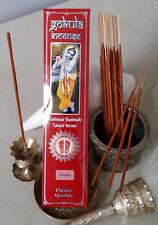 NATURAL Organic CINNAMON Masala Incense Sticks fairtrade HIGH QUALITY AMAZING!!!