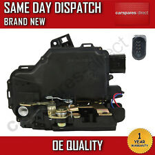 VW GOLF Mk4, PASSAT Mk5 FRONT RIGHT DRIVER SIDE CENTRAL DOOR LOCK 97>06 8 PIN