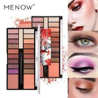 Eye shadow+Blusher+Eye Primer+brush 18 Colour Eye-Shadow Set New High Quality