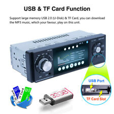 "4.1"" TFT LCD HD 1080P Car Stereo Radio Bluetooth MP5 Player SD USB USB/TF AUX"
