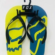Size 9 Men's Fox Racing Flip Flops #37