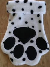 There Dogs And A Cat Xmas Stocking