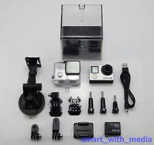 GOPRO HERO 4 BLACK EDITION CAMCORDER 4K / 1080P HD SPORTS ACTION CAMERA
