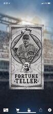 Topps BUNT Kris Bryant Fortune Teller Gypsy Queen DIGITAL CARD