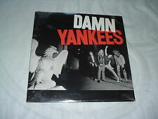 DAMN YANKEES s/t LP US HAIR metal ORIGINAL US press ex-STYX NUGENT SEALED !!!!