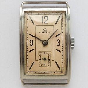 Omega - Tank Calibre 20F Wrist Watch