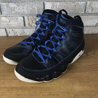 Air Jordan 9 IX Retro Photo Blue Size 13 Basketball Shoe 302370-007Royal Bred