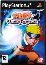 Gioco PS2 Naruto - Uzumaki Chronicles - Bandai Playstation 2 Usato