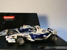 Carrera Evolution 27246 BMW Sauber F1.07 Livery 2008 No.3 Nick Heidfeld NEU