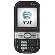 Palm Centro At&T Pda Cell Phone Black touchscreen full keyboard web microSd 3G
