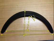 Fenders arches fiberglass stance 70mm wide body set of 4 overfenders JDM
