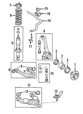 TOYOTA 4806835081 GENUINE OEM LOWER CONTROL ARM