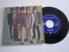 EP 4 TITRES VINYLE 45 T , THE ROLLING STONES , IF YOU NEED ME  . VG  / VG  .