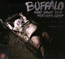 Buffalo - Only Want You for Your Body [New CD] Australia - Import