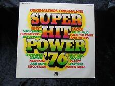New listing Super Hit Power 76 - Various Artists - Vinyl Album