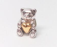 Authentic PANDORA *BEAR MY HEART* - 791166 RETIRED