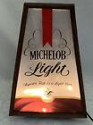 Vintage MICHELOB LIGHT Superior Taste Light Beer ANHEUSER BUSCH Lighted Sign