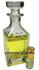 MISS LADY MILLION FLORAL ORANGE BLOSSOM AMBER  OIL BY FRAGRANCE OF ARABIA 12ML