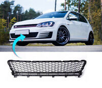 Vw Golf Mk7 Gti Gtd 2013-2017 Front Bumper Lower Centre Grille High Quality New