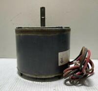 Emerson K55HXGDD-8119 1/3 HP Condenser FAN MOTOR 208-230 V 1075 RPM used #MB102