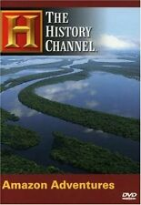 AMAZON ADVENTURES (HISTORY CHANNEL DOCUMENTARY) NEW AND SEALED