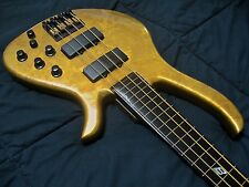 Gildaxe Peavey B-Quad fretless electric bass / OHSC