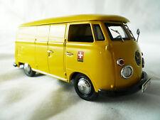 Schuco 010494 VW T1 Transporter PTT Edition Deutsche Post Philatelie 1:43