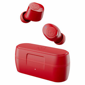 Skullcandy Jib True Wireless Earbuds - Golden Age Red