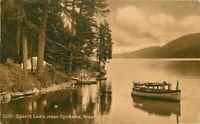 Edward Mitchell 1912 Spirit Lake Spokane Washington #1103 Postcard 6477