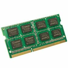 1 x 4 GB PC3L-12800 Laptop RAM MEMORIA SODIMM PC12800 DDR1600 Apple Dell