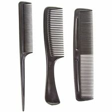 3pcs Professional Salon Hair Styling Hairdressing Hairdresser Barbers Combs Set