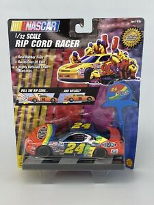Nascar Vintage Collectibles Rip Cord Racer Jeff Gordon Dupont Racing