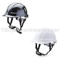 BBrand Reduced Peak Work Safety Helmet Hard Hat Construction Industry Builders