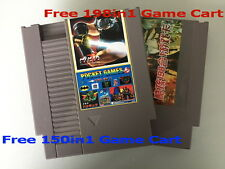 198 in 1 & 150 in 1 Game Cartridges for the NES