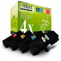 4x MWT Eco Toner XXL Per Kyocera Eco Sistema P-5021-cdw M-5521-cdn P-5021-cdn