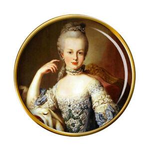 Marie Antoinette Pin Badge
